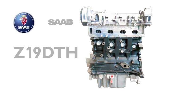 Saab Z19DTH engine
