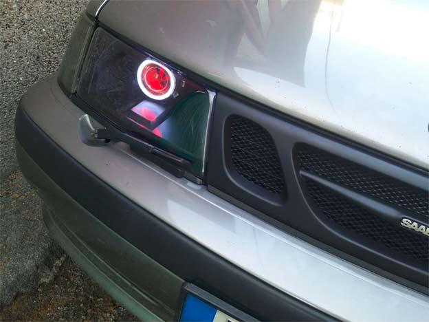 Saab autolight technology