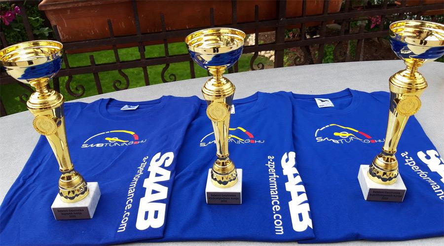 Saab awards