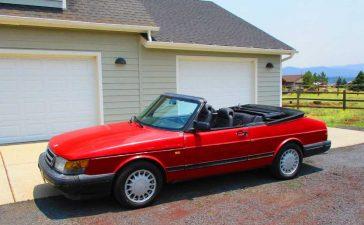"1987 Saab 900 Turbo From the Oscar Winning Movie ""SIDEWAYS!"""