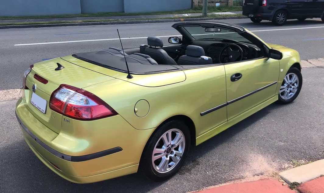 Saab Cabrio for Sale in Australia