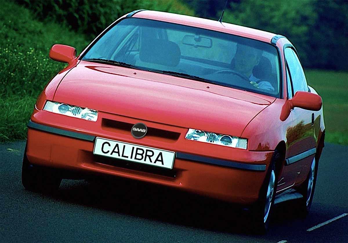 Saab Calibra