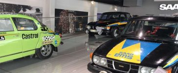 The Saab Car Museum