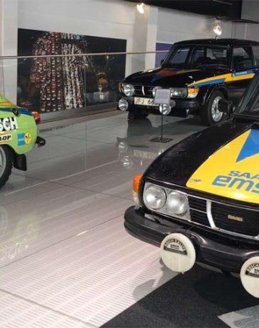 The Saab Car Museum
