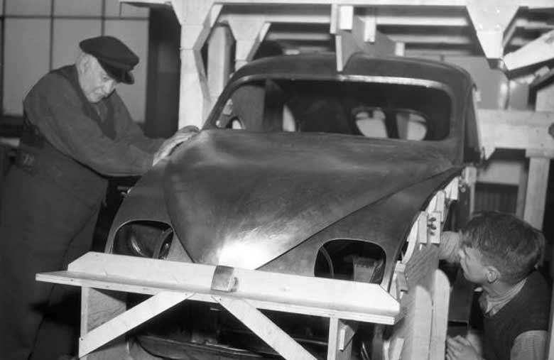 Saab cars history