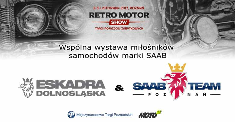 Saab cars on Retro Motor Show