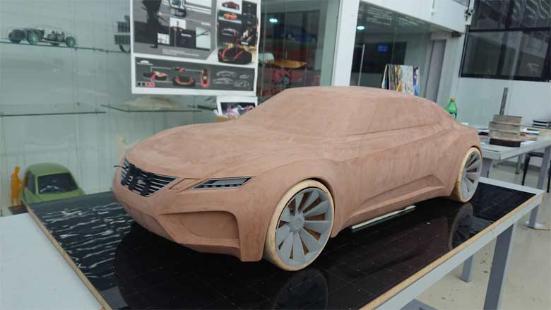 Saab 99 Combi Coupe Concept