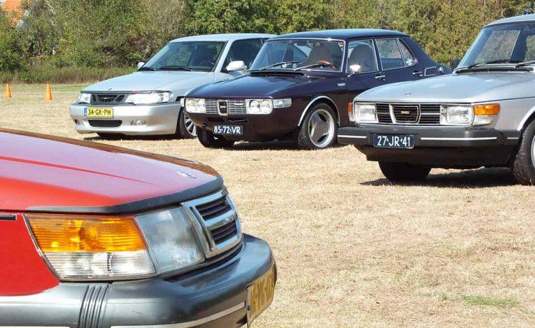 Saab Club Meeting (photo by peterolthof)