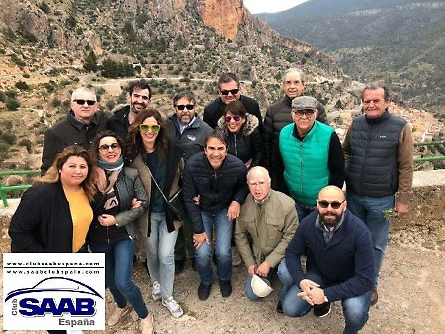 Saab club Spain members