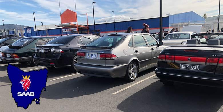 Saab club Tasmania