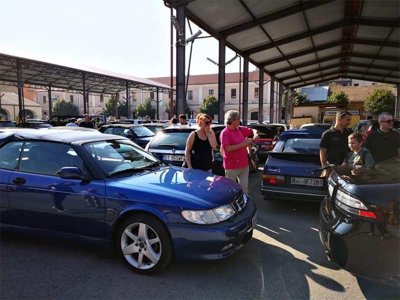Saab Club Italy