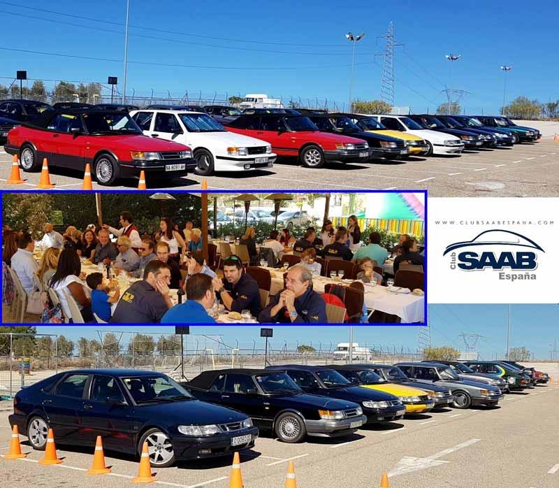 Saab club Spain