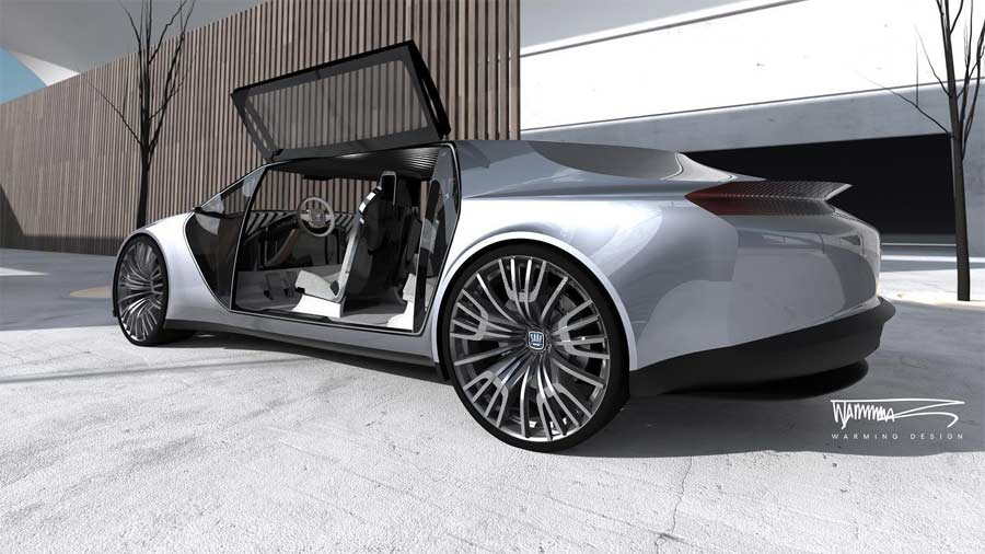 Saab concept by anders_warming_design
