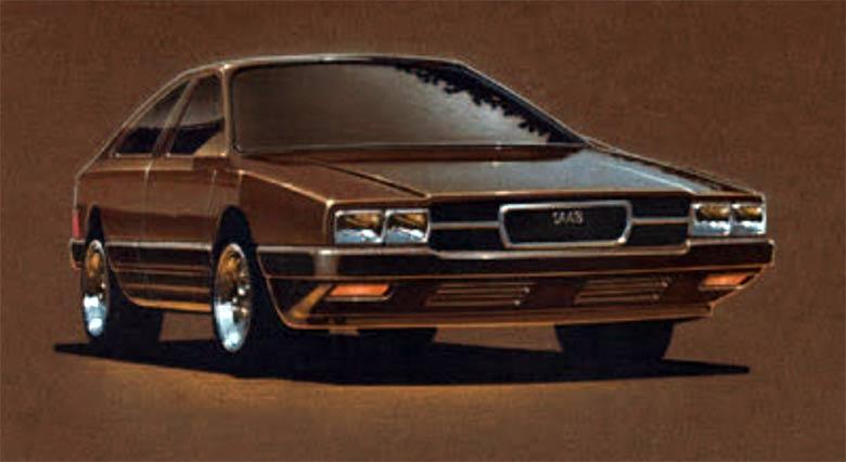 Saab Concept fiore