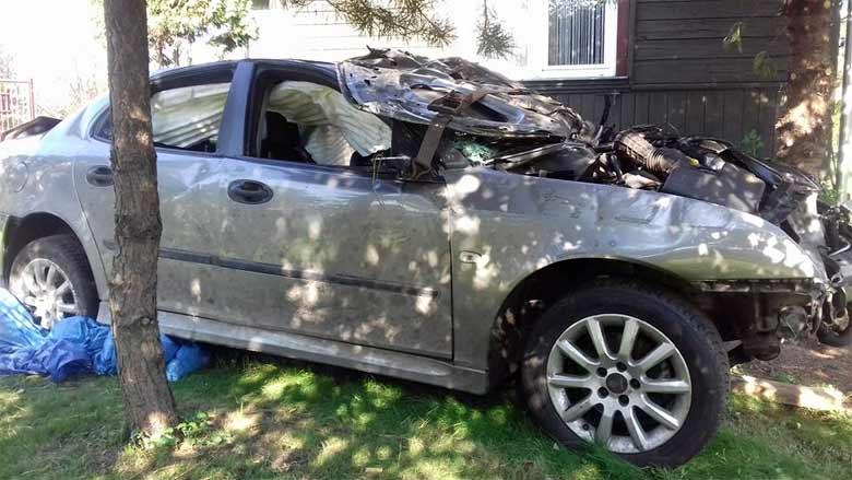 Saab's Real-World Safety