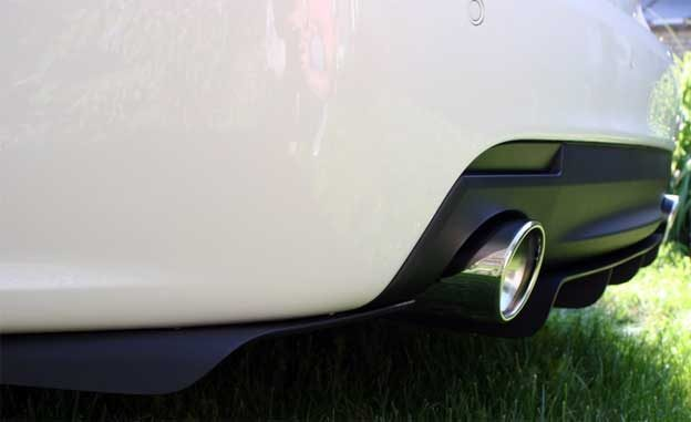 Saab Diffuser and Splitters