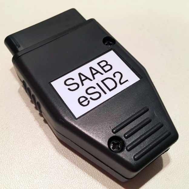 Saab eSID2