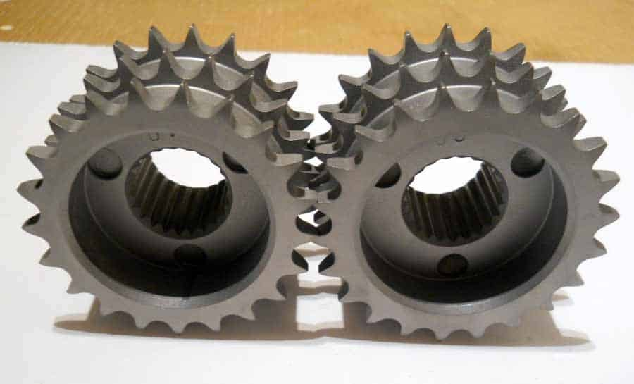Saab 900 gearbox