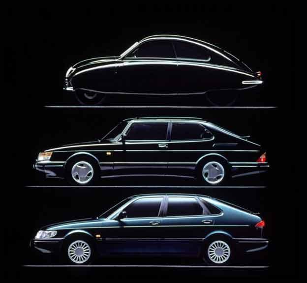 Saab Heritage