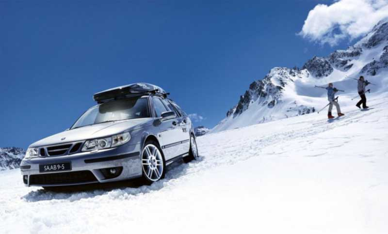 Do you really need snow tires for your Saab?