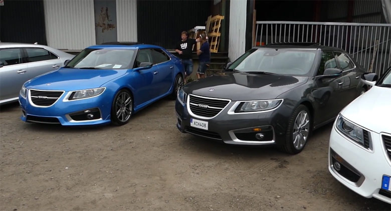 Saab meeting Hoor 2018