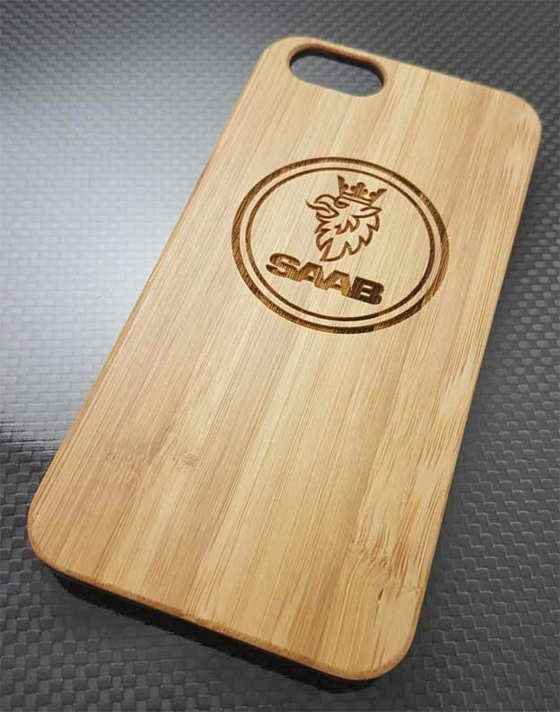 Saab mobile phone Case