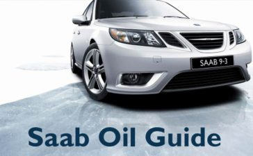 Saab Oil Guide
