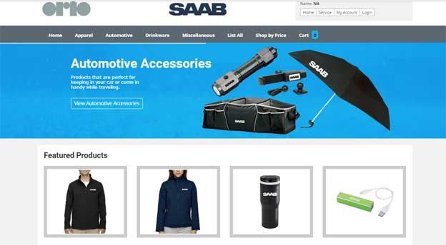 Saab Original Accessoaries