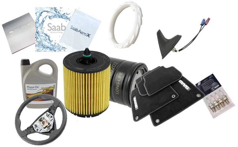Saab Original parts