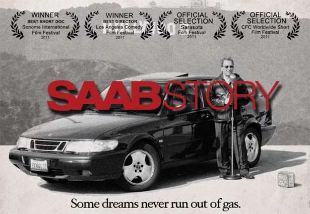 """Saab story"" short movie"