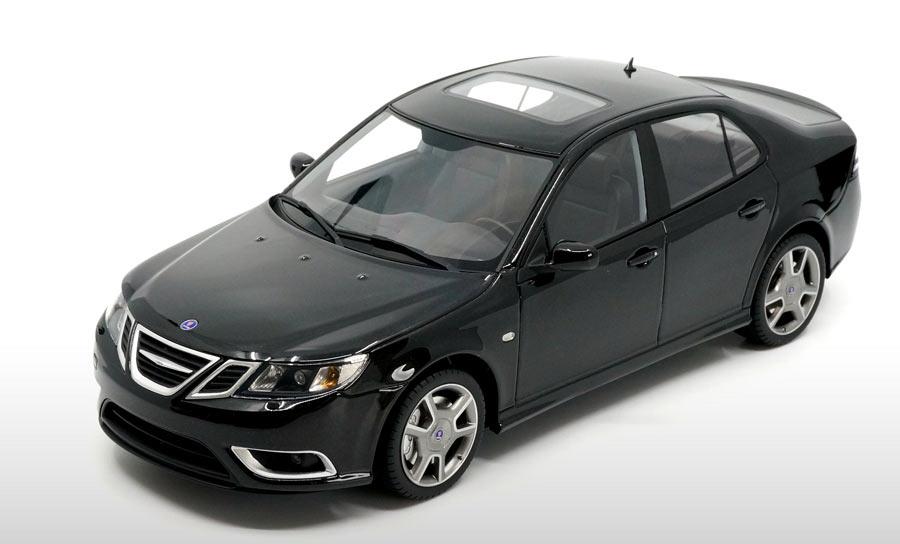 Saab Turbo X scale model
