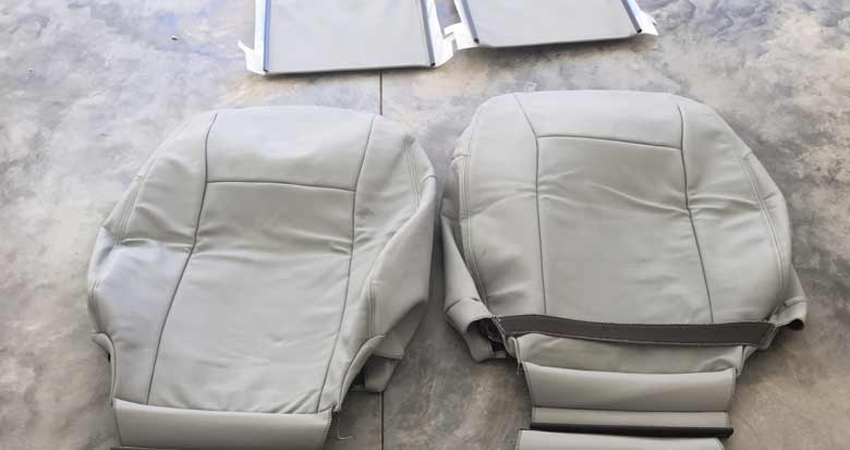 A gift for you: Free leather Front Seat Covers for Saab 9-3