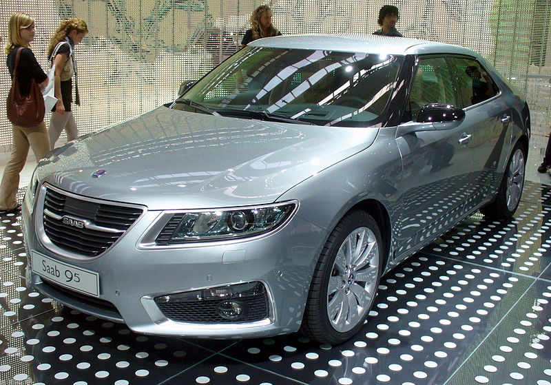 Introduced a new price list for SAAB 9-5