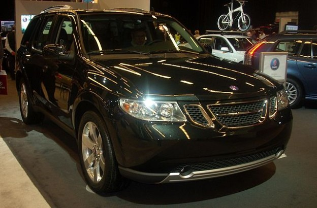 New GM Recall: SAAB 9-7X (2005 to 2007)