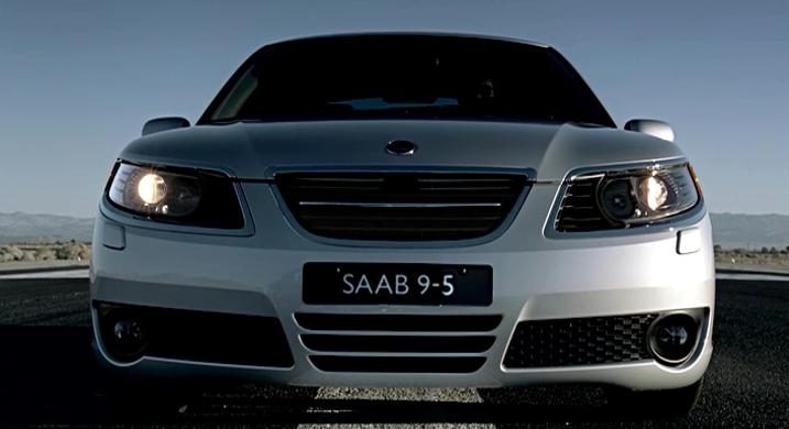 """Saab 9-5 """"Head To Head"""""""