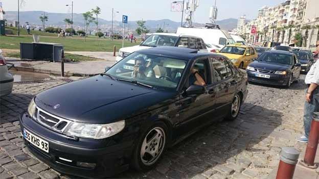 Saabers from Izmir
