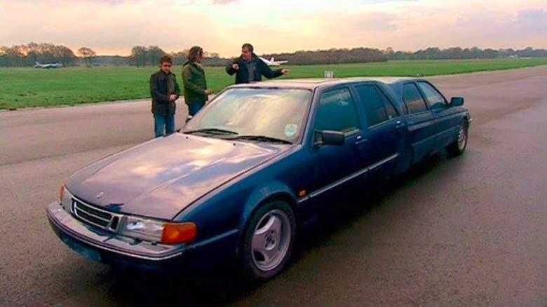 Saab-Alfa limousine