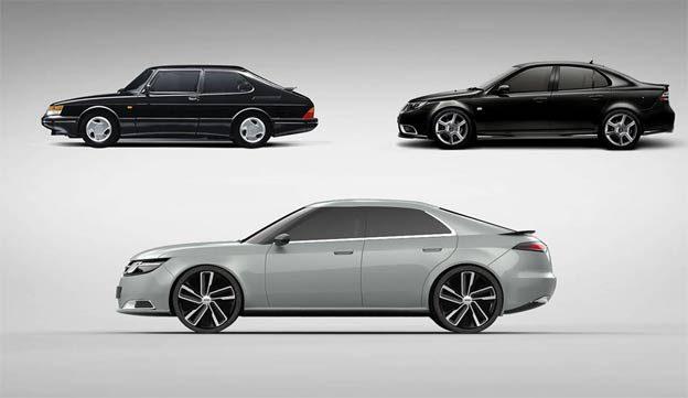 Saab heritage in future Saab 9-3