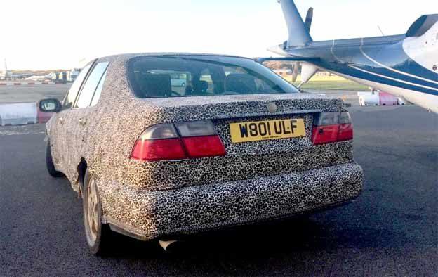 Special Safari Saab for a particular purpose