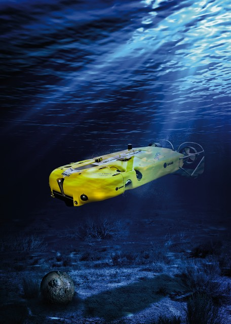 Saab won a contract to deliver ROV capability to help US tackle maritime IEDs