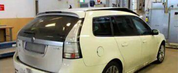 Smuggling Saab