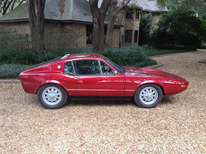 Up for sale is a fully restored 1971 Saab Sonett III