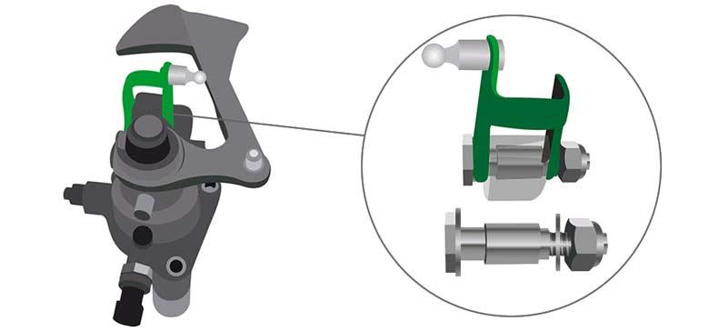 Stiff Gears Repair- Gear Turret Repair Instruction Guide