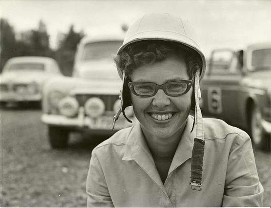 Women's Day, Saab History and Swedish female racing drivers