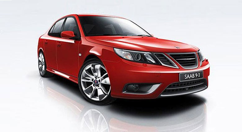 TX edition of Saab 9-3