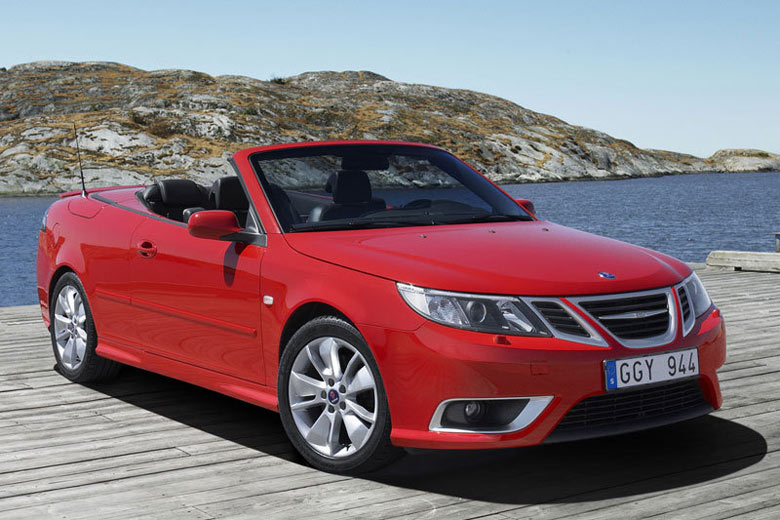 Saab 9-3 Cabriolet 1.8t Vector TX Limited Edition