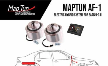 The Maptun AF-1 - Electric Hybrid system