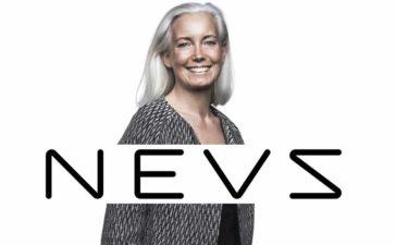 Ulrika Hultgren – new Senior Director Corporate Communication at NEVS