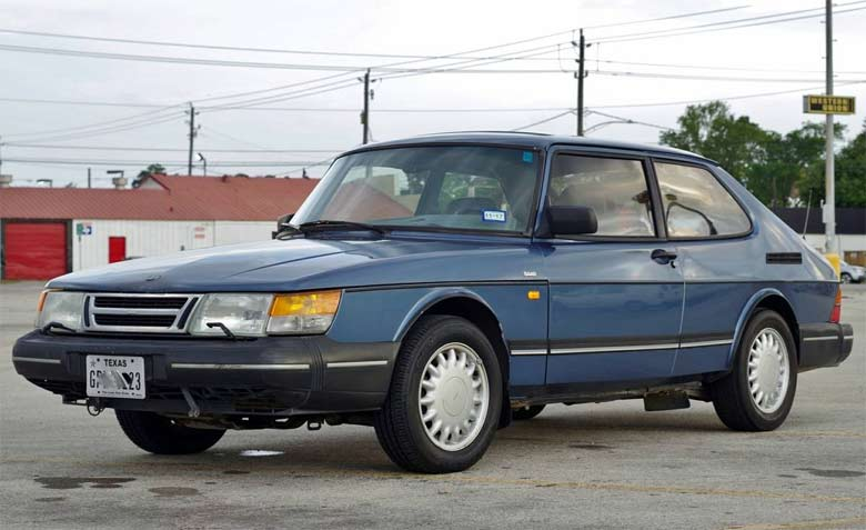 Saab For Sale >> Up For Sale Is A 92 Saab 900s With 92 570 Miles