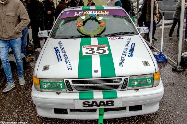 Winner Saab